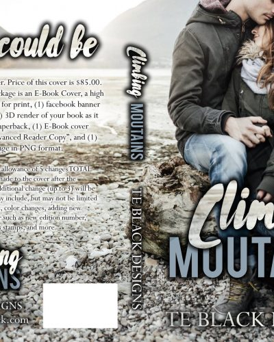 Climbing Mountains Pre-Made Book Covers